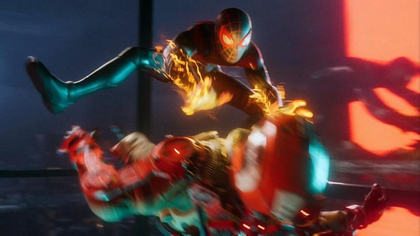 Spider-Man Miles