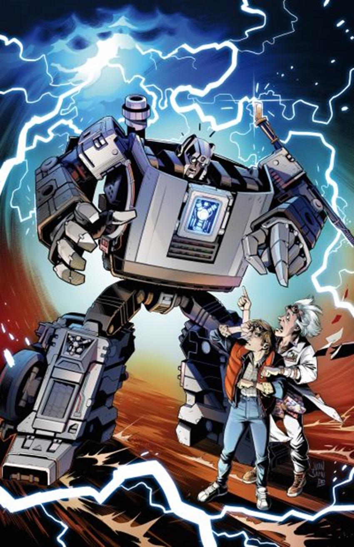 BTTF Transformers