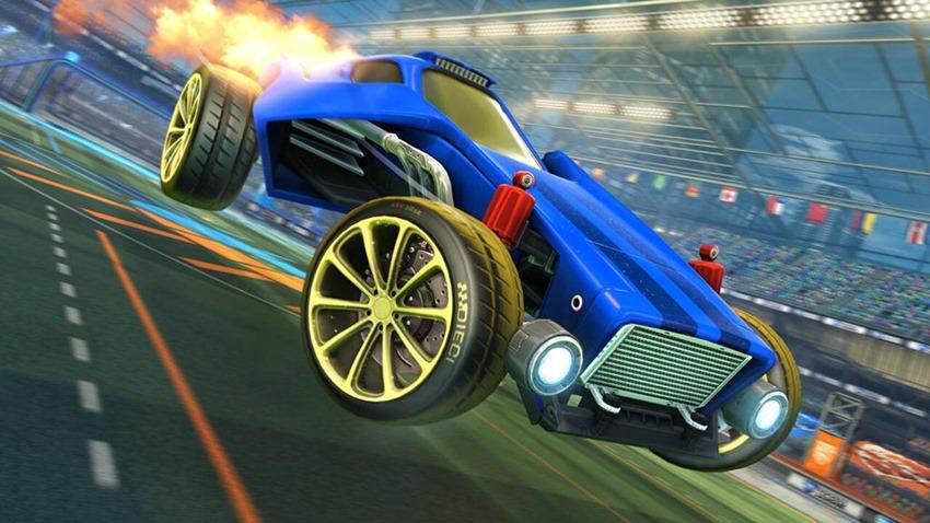 Rocket League (3)