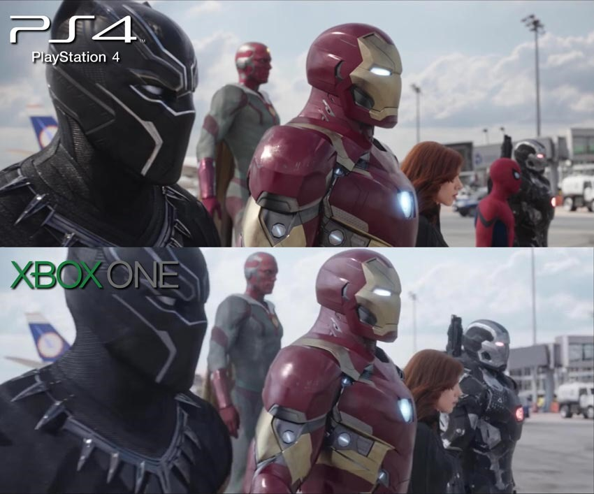 Avengers-Console
