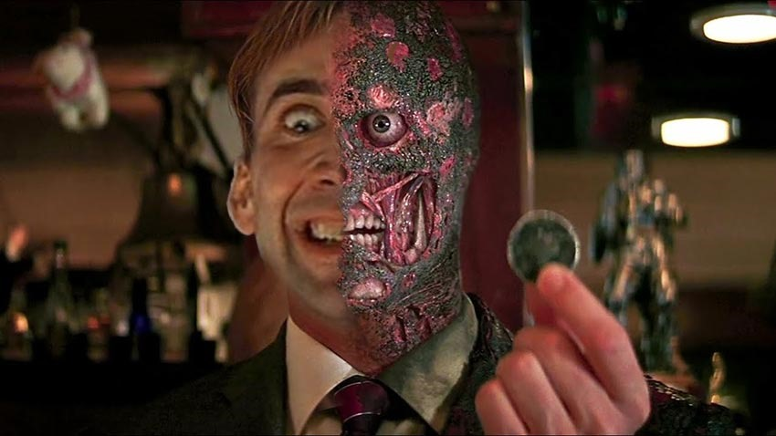 Cage-Face