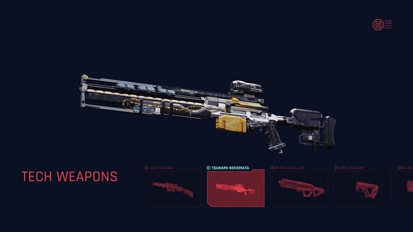 Cyberpunk weapons (4)