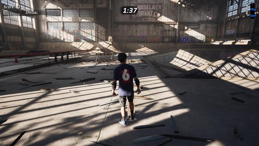 Tony Hawk's™ Pro Skater™ 1   2 - Warehouse Demo_20200819080603