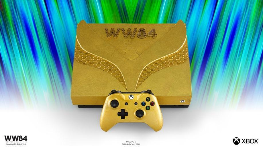 Xbox-WW1984-Golden-Eagle-Armor-Xbox-One-X-Console-2