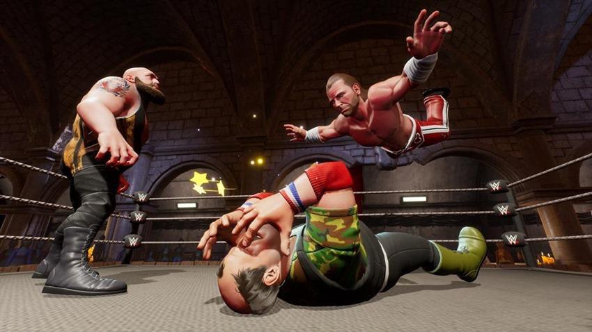 WWE 2K Battlegrounds (2)