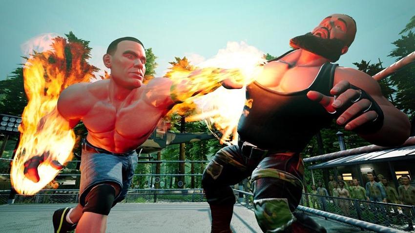 WWE 2K Battlegrounds (6)