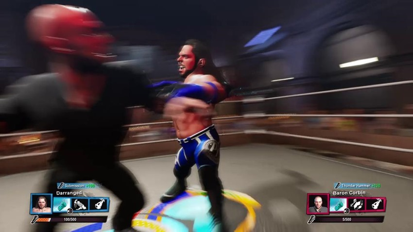 WWE 2K Battlegrounds AJ Styles (2)