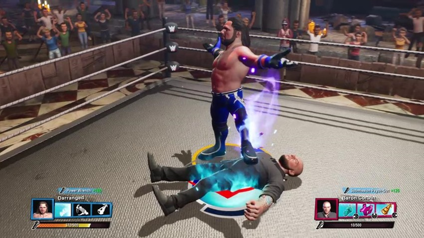 WWE 2K Battlegrounds AJ Styles (6)