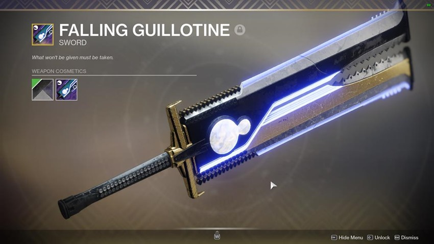 D2 Weapons (1)