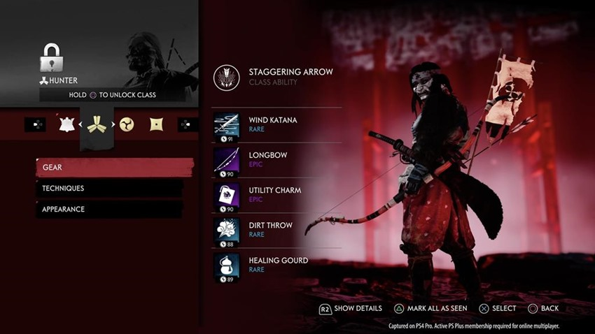Ghost of Tsushima legends (2)