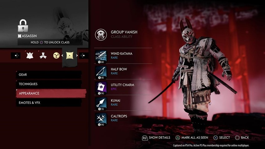 Ghost of Tsushima legends (4)