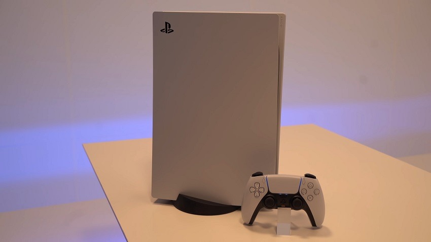 PS5 console 1