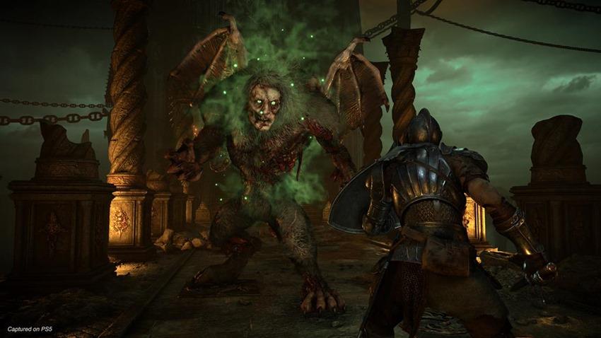 Demons Souls_ManEater