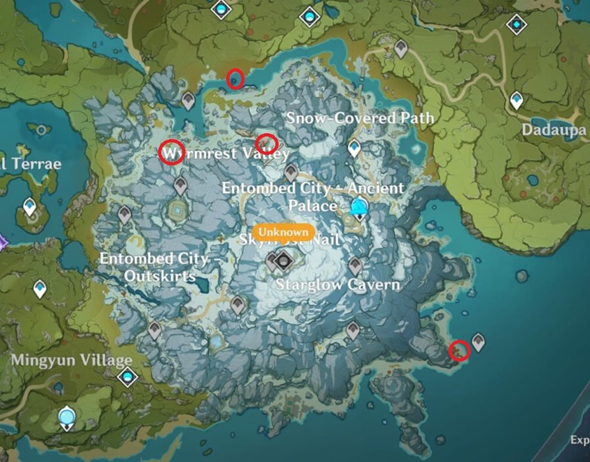 Map GI