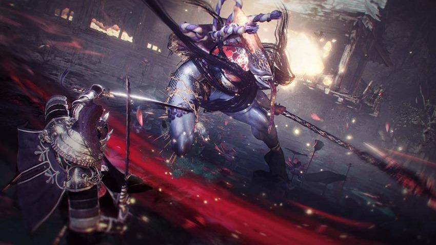 Nioh 2 First Samurai (5)