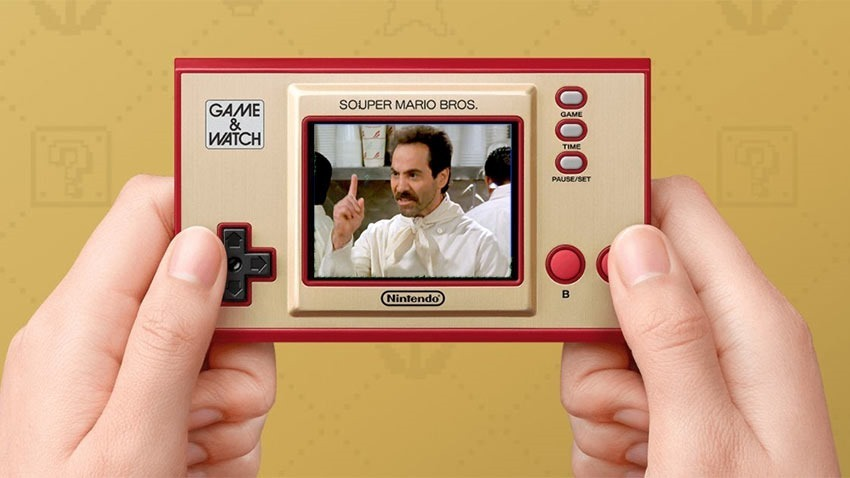 No-Souper-Mario-Bros