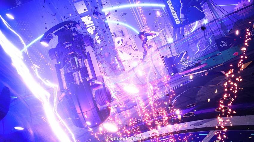Destruction AllStars Screen 1