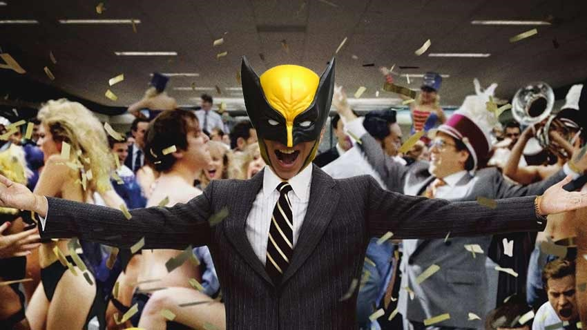 Wolverine-mask