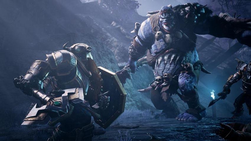 Dungeons & Dragons Dark Alliance Screen 1