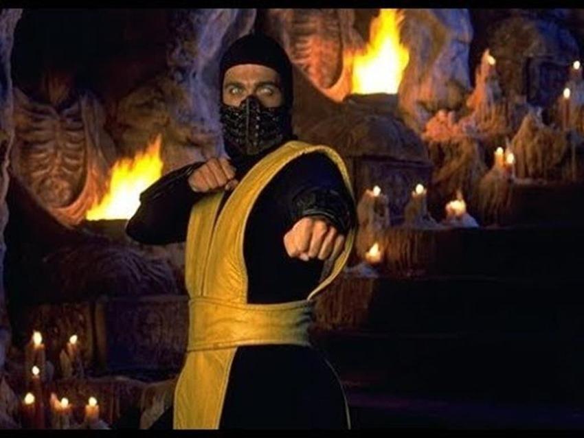 Mortal Kombat Conquest Scorpion