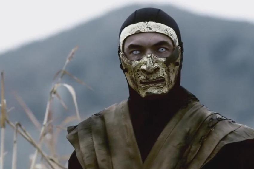 Mortal Kombat Legacy Scorpion