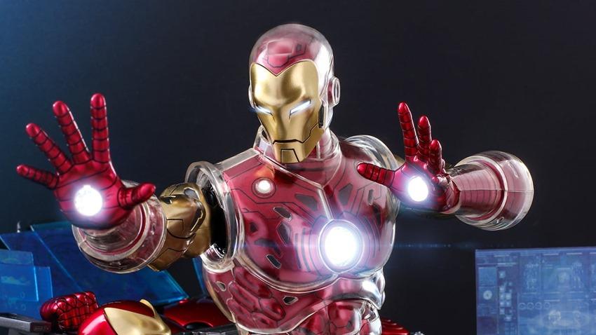 HT 1960 Iron Man