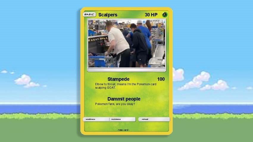 Pokemon-scalpers