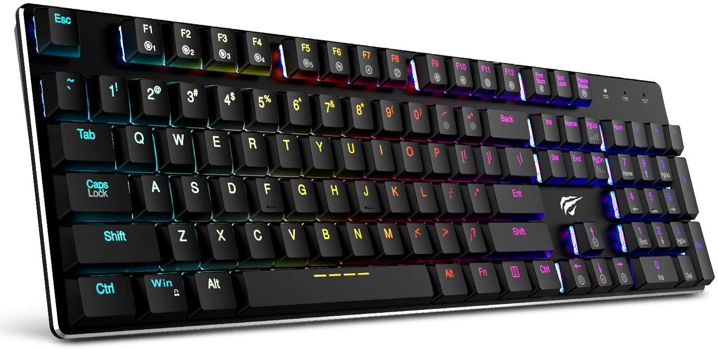 HAVIT HV-KB395L gaming keyboard