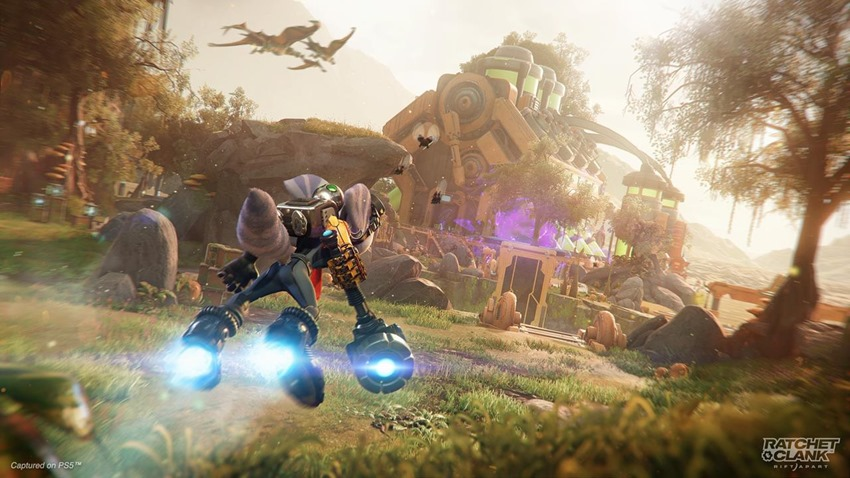 Ratchet and Clank Rift Apart (2)