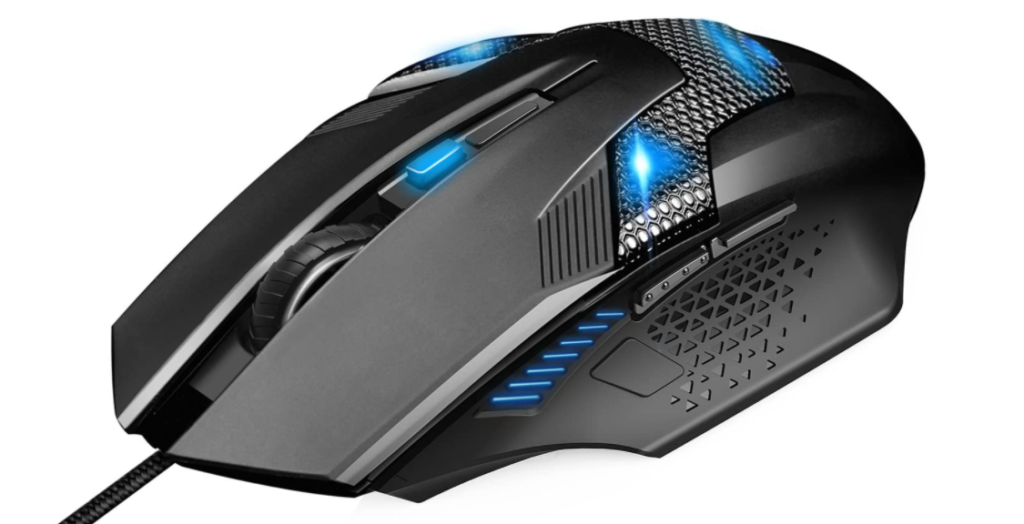 Tecknet is one of the smallest gaming mouse products