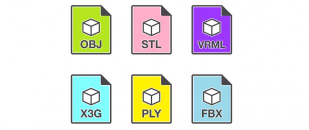 3d printing file format information