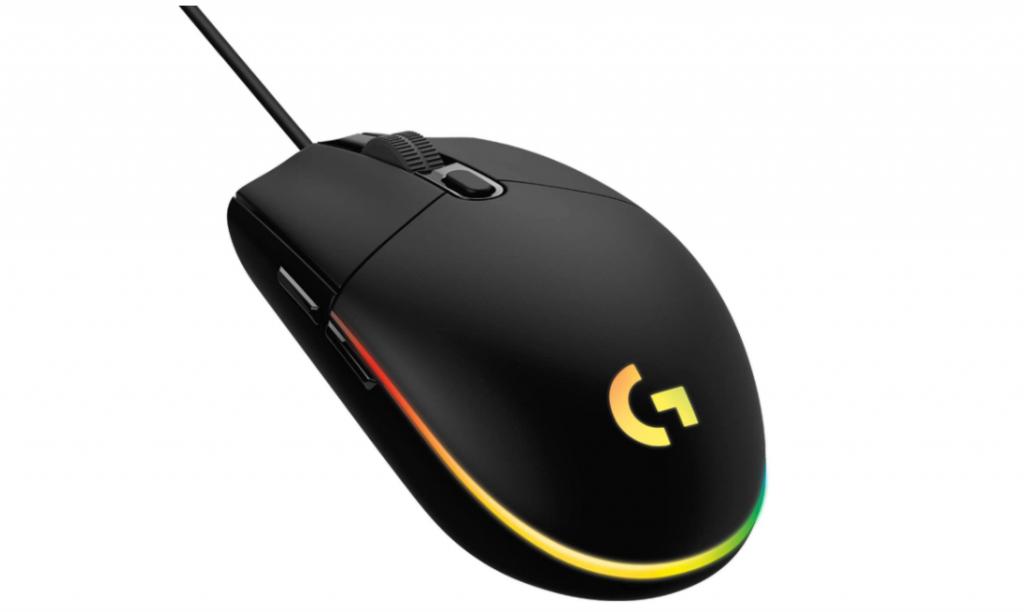 Logitech G203 Prodigy RGB Wired Mouse