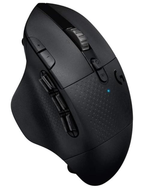 Logitech G604 Lightspeed large Wireless Gaming Mouse