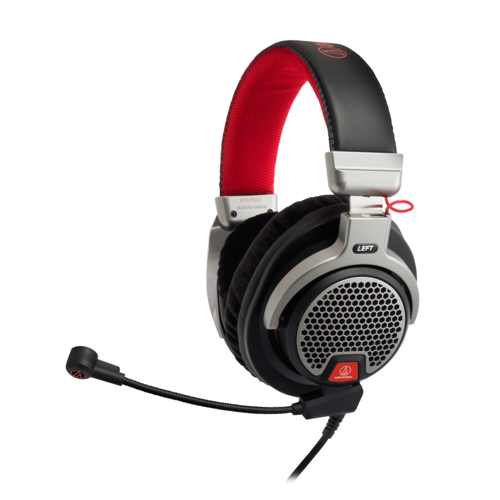 Audio-Technica ATHPDG1 Audiophile Gaming Headset